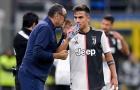 Sarri bị Juventus sa thải, Dybala gửi thông điệp ấm lòng
