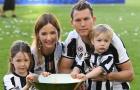 CHÍNH THỨC: Cựu hậu vệ Juventus và Arsenal 'treo giày' ở tuổi 36