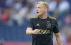 Trên đường đến Man Utd, De Beek nhận lời cảnh báo từ Van Persie
