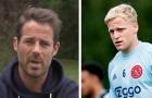 Van de Beek đến Man Utd, 'người cũ' Liverpool phá vỡ im lặng
