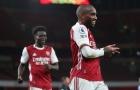 """Lacazette liên tiếp """"nổ súng"""", huyền thoại Arsenal nói gì?"""