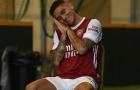 """Simeone trực tiếp ra tay, Atletico chuẩn bị đón """"người thừa"""" của Arsenal"""