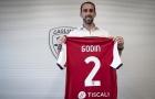 CHÍNH THỨC: Nghe lời vợ, cựu thủ quân Atletico Madrid rời Inter Milan