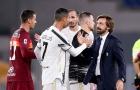 Juve mất điểm, Pirlo 'nhắc nhẹ' Barca