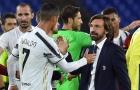 Trước giờ đấu Barca, Pirlo nín thở chờ tin Ronaldo