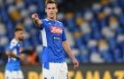 'Người thừa' của Napoli không hạnh phúc, Mourinho sẵn sàng giải cứu?