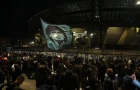 Tri ân Maradona, Napoli đổi tên sân SVĐ San Paolo