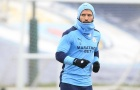 Lộ lý do Aguero vắng mặt ở trận Man City - Burnley
