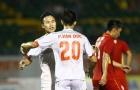 'Sao' trẻ HAGL lập cú đúp, U21 Việt Nam thắng dễ đàn em