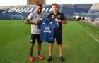 CHÍNH THỨC: Hoàng Vũ Samson gia nhập đại gia Thai-League
