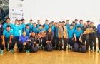 U23 Việt Nam lên đường dự VCK U23 châu Á vào ngày đầu năm mới