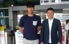 GĐKT Chung Hae Soung đem đồng hương sang HAGL thử việc