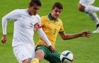 """Tiền vệ U23 Australia dọa """"xé nát"""" lưới U23 Việt Nam"""