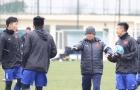 U23 Việt Nam  tới Changshu, dồn sức chiến U23 Syria