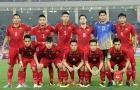 BXH FIFA tháng 01/2018: ĐT Việt Nam vẫn bá chủ Đông Nam Á