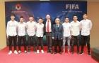 Điểm tin bóng đá Việt Nam tối 8/2: Việt Nam là một đất nước bóng đá vĩ đại