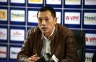 Đức Thắng tin tưởng SLNA đủ sức đánh bại Persija Jakarta