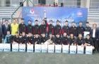 U15 Hà Nội đại bại, U15 Viettel vô địch giải bóng đá giao hữu quốc tế U15 Việt Nam - Nhật Bản