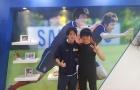 Bác sĩ Hàn Quốc tiết lộ về chấn thương của Tuấn Anh