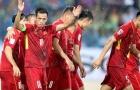 ĐT Việt Nam áp sát top 100 thế giới