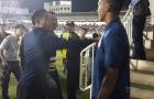 Sếp lớn HAGL lên tiếng vụ người ban tổ chức sân tấn công HLV Hà Nội FC