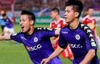 Tổng hợp tứ kết Cúp Quốc gia 2018: Hà Nội FC giành vé bán kết kịch tính trước HAGL