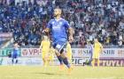 Phan Văn Đức ghi bàn, SLNA vẫn không thể thắng ĐKVĐ Quảng Nam