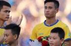 Vũ Minh Tuấn nói gì trong ngày đối đầu đội bóng quê hương?