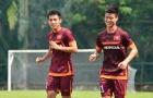 Tiền vệ Hà Nội FC tự tin có vé đá cặp cùng Xuân Trường