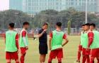 Thầy trò Hoàng Anh Tuấn sẵn sàng đối đầu 'đàn em' Didier Drogba