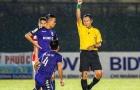 BLV Quang Huy như mê sảng khi chứng kiến trọng tài Việt bẻ còi