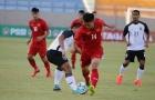 U19 Việt Nam thua đậm U19 Qatar ở giải giao hữu Tứ hùng