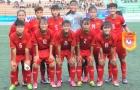 U16 nữ Việt Nam lọt vào vòng hai giải bóng đá U16 nữ châu Á 2019