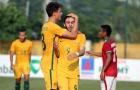 U19 Australia gọi 6 'sao' trẻ châu Âu đối đầu với U19 Việt Nam
