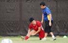 Điểm tin bóng đá Việt Nam sáng 14/10: Đức Huy và Đình Trọng vẫn chưa thể tập luyện cùng đồng đội