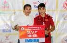 Trần Công Minh bị loại khỏi U19 Việt Nam không phải vì chấn thương?