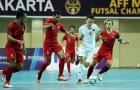 ĐT Việt Nam trắng tay tại giải futsal AFF 2018