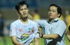 Điểm tin bóng đá Việt Nam tối 25/11: Bầu Đức sẽ đưa 'con cưng' Văn Toàn sang Hàn Quốc chữa trị
