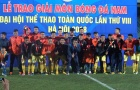 Chưa đá chung kết, Quang Hải, Đình Trọng đã nhận huy chương vàng