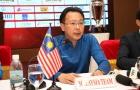 HLV Ong Kim Swee dẫn dắt U21 Malaysia chạm trán U21 Việt Nam