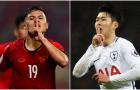 Điểm tin bóng đá Việt Nam sáng 19/12: Quang Hải sánh vai cùng 'Messi Thái' và Son Heung-min