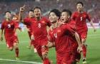 Điểm tin bóng đá Việt Nam sáng 25/12: Việt Nam phát triển nhanh bậc nhất châu Á