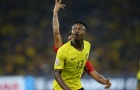 Tiền đạo nhập tịch Malaysia nhận án phạt nặng từ AFF sau trận chung kết với ĐT Việt Nam