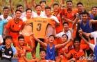 Loại U19 Viettel, U19 SHB Đà Nẵng và U19 HAGL vào bán kết