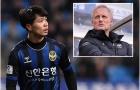 Báo châu Á: 'Incheon United sa thải HLV là đòn giáng vào Công Phượng'
