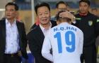 Quang Hải bị bầu Hiển 'tuýt còi' vì mải mê đóng quảng cáo