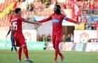 Samson ghi bàn, Quảng Nam vẫn thua trận trên sân nhà