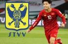 Điểm tin bóng đá Việt Nam tối 17/07:Công Phượng vượt qua cuộc kiểm tra y tế tại Sint-Truidense