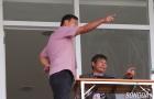 Trọng tài thiếu bản lĩnh, lãnh đạo SHB Đà Nẵng phàn nàn với giám sát trọng tài