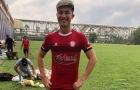 Cầu thủ Việt Kiều phủ nhận được triệu tập lên U18 Việt Nam